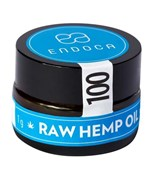 Endoca Raw Hemp Oil CBD Paste – 10%