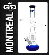 Grace Glass Montreal Bong