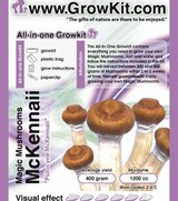 Mckennaii All in one Growkit