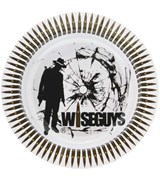 Metal Ashtray – Wiseguys