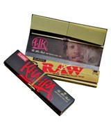 RAW Wiz Connoisseur – King Size Slim with Tips