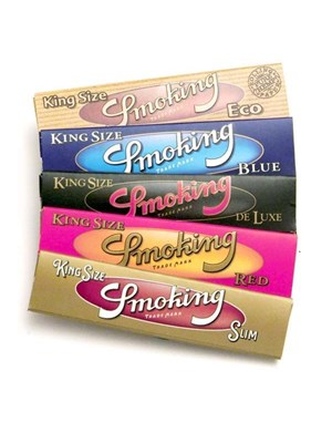 Smoking King Size - 5 Pack