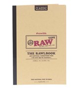 The Rawlbook – RAW Classic Filter Tips Book