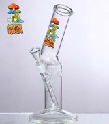 Amsterdam Mushroom with Frog – Medium Bong