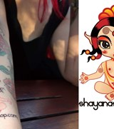 Shayana Tattoo