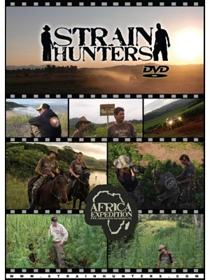 Green House Seeds - Strain Hunters Dvd